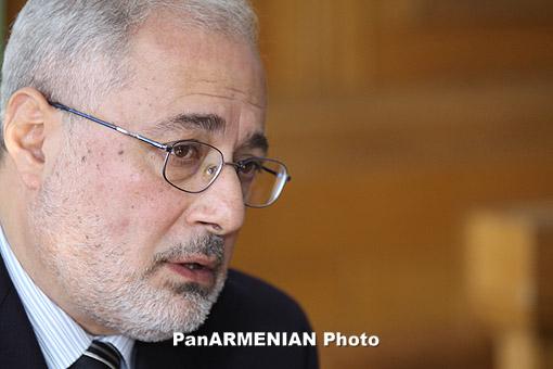 ARF-D Bureau member Vahan Hovhannesyan