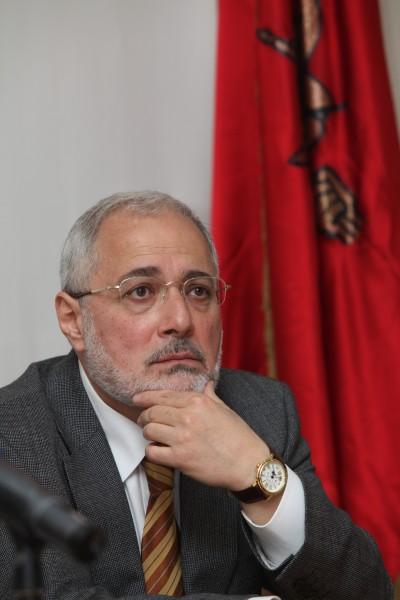 ARF-D Bureau member, CIS, the Caucasus and the Black Sea Committee Co-Chairman, Vahan Hovhannesyan