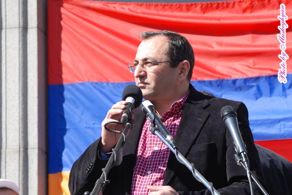 ARF-D MP, Artsvik Minasyan
