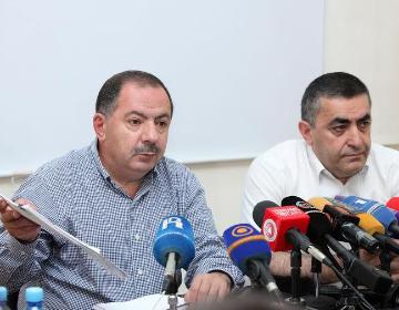 Aghvan Vardanyan, Armen Rustamyan