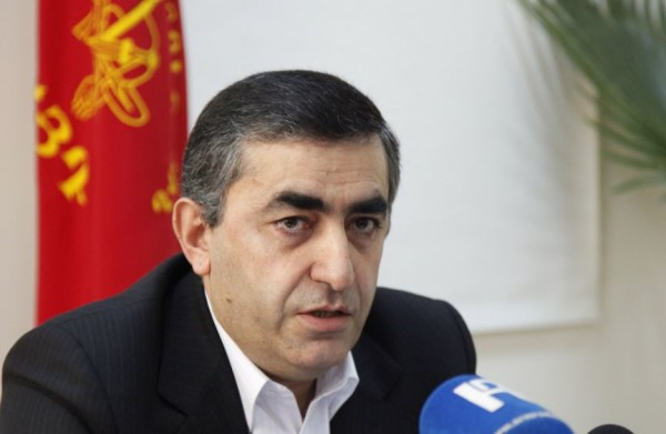 Armen Rustamyan (Photo: PanArmenian Photo)