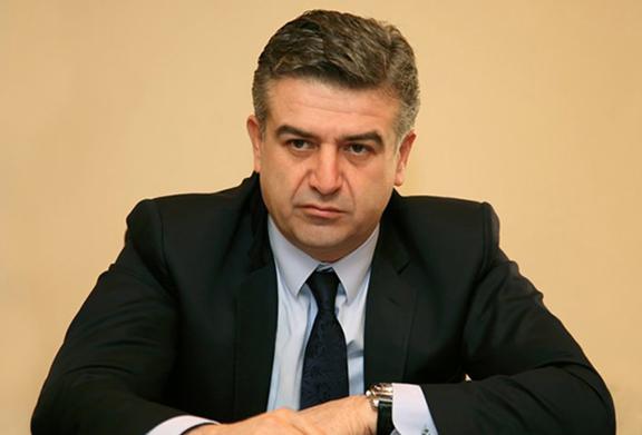 Former Yerevan Mayor Karen Karapetian nominated as new Prime Minister