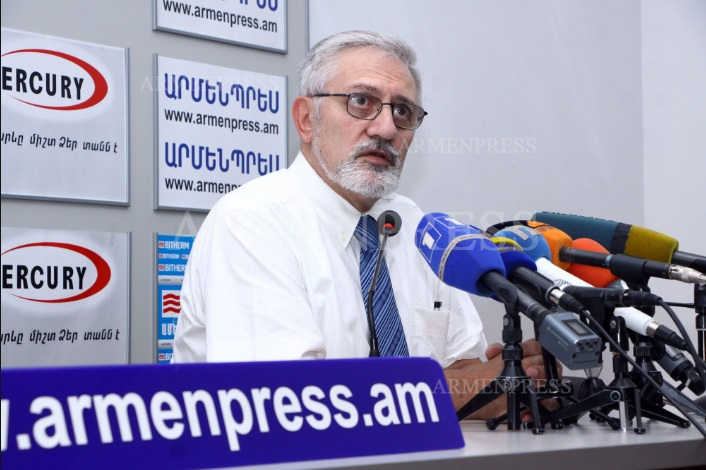 Armenian Revolutionary Federation - Dashnaktsutyun » Jirair Reisian